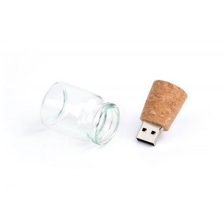 USB Stick Jar